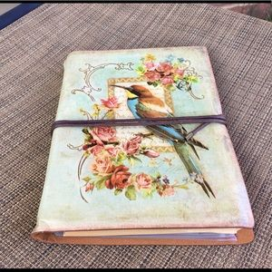 Leather Vintage Diary Travel Writing Journal